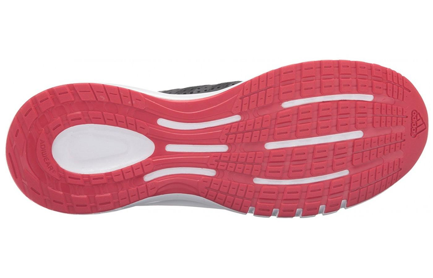 The durable AdiWear outsole