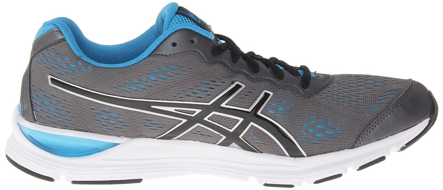 Asics Gel Storm 2 midsole cushioning for comfort