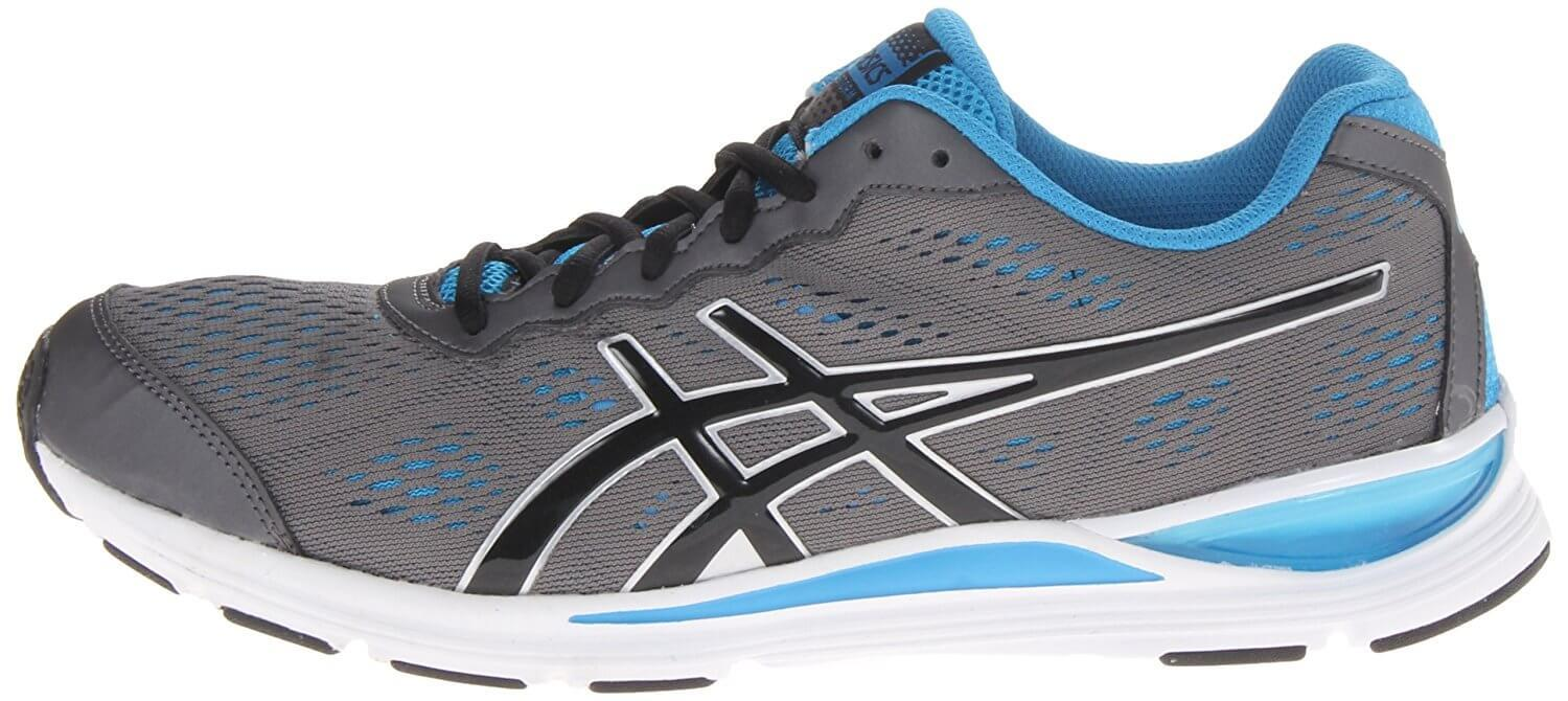 Asics Gel Storm 2 allows room for an orthotic