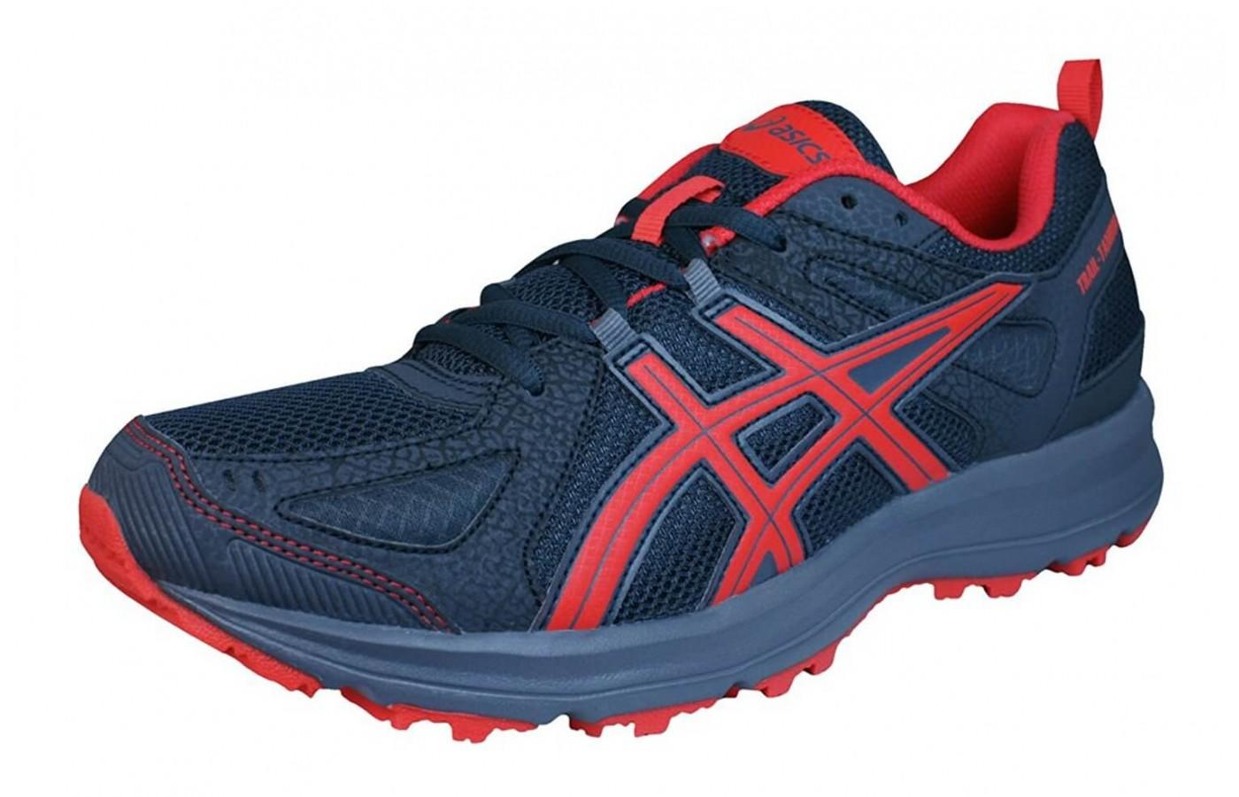 the Asics Gel Tambora 5 shown from the front/side