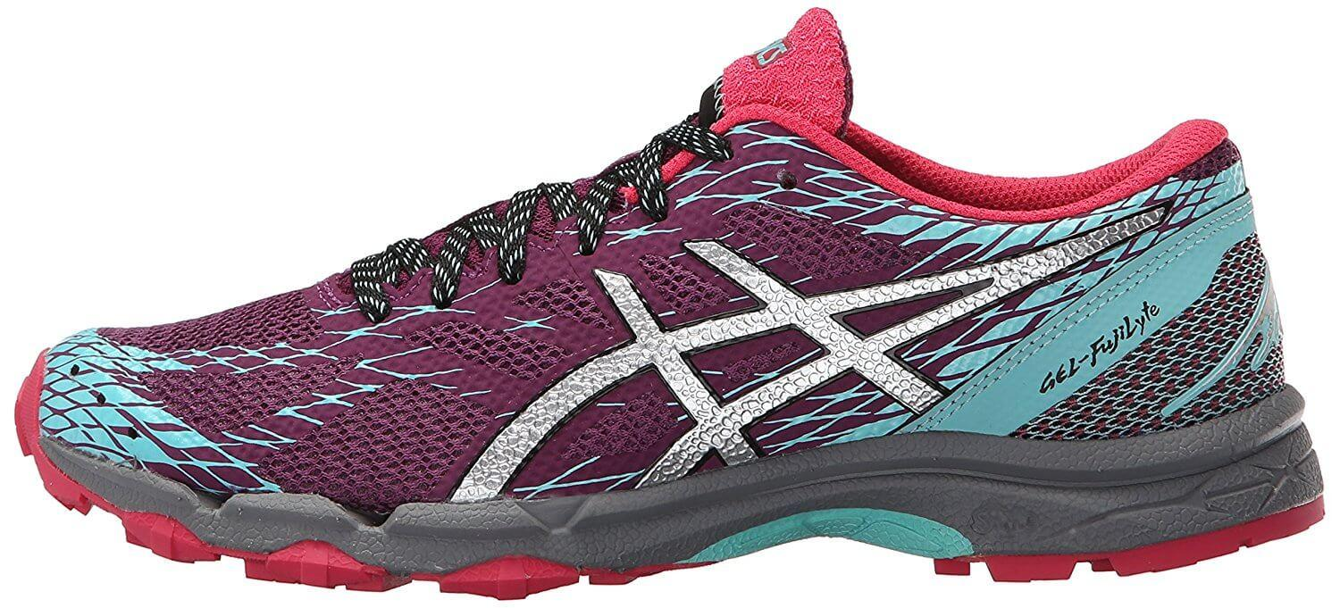 Asics Gel Fujilyte comfortable midsole
