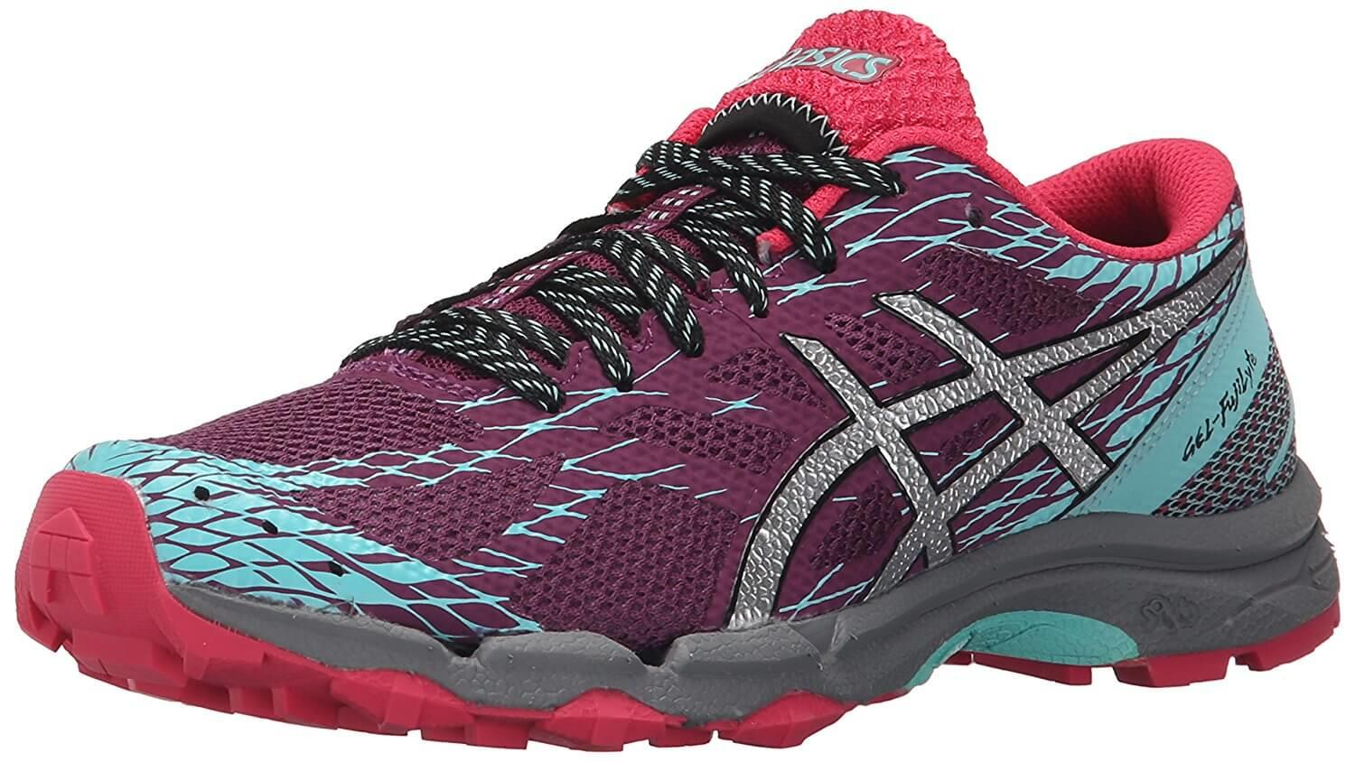 Asics Gel Fujilyte neutral trail shoe
