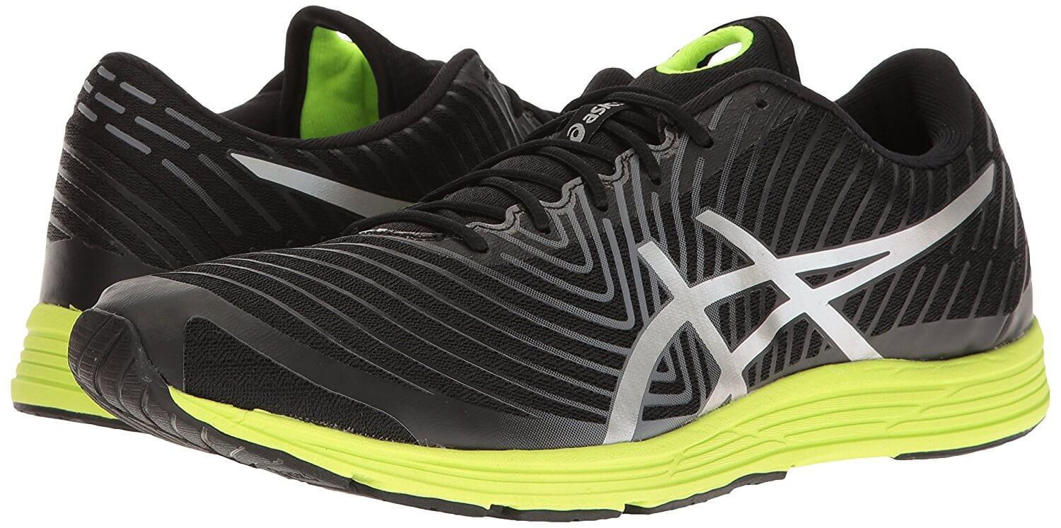 Pair of Asics Gel Hyper Tri 3 with sleek design