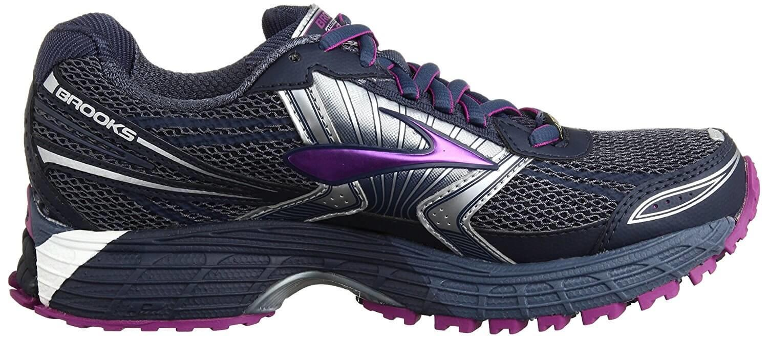 46ab2d3250ac8 ... a good look at the side of the Brooks Adrenaline ASR 11 GTX ...