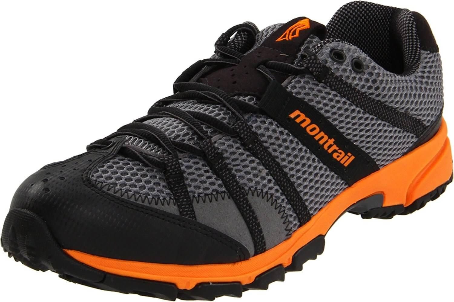 REview of the Montrail Mountain Masochist II