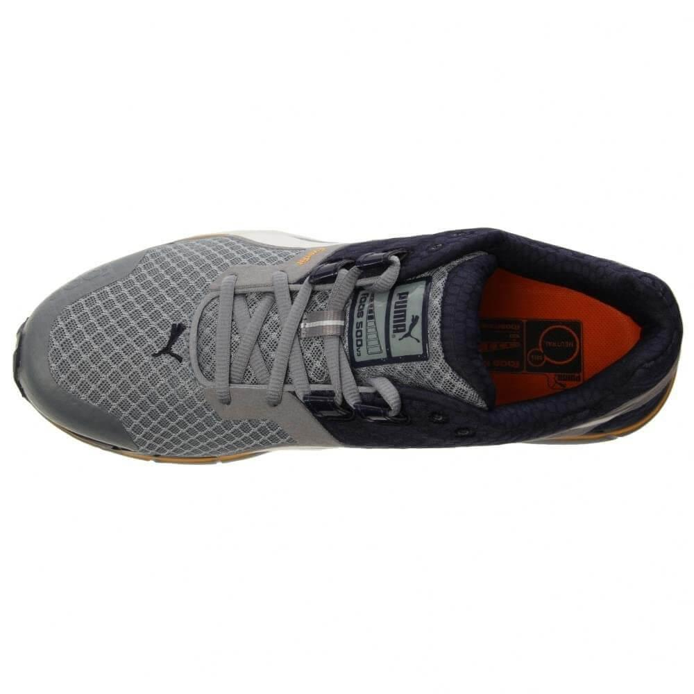 Breathable mesh upper allows the foot to breathe in the Puma Faas 500 v3