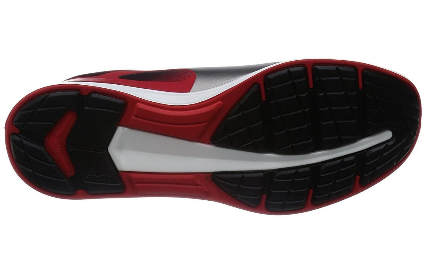 Puma Ignite durable rubber outsole
