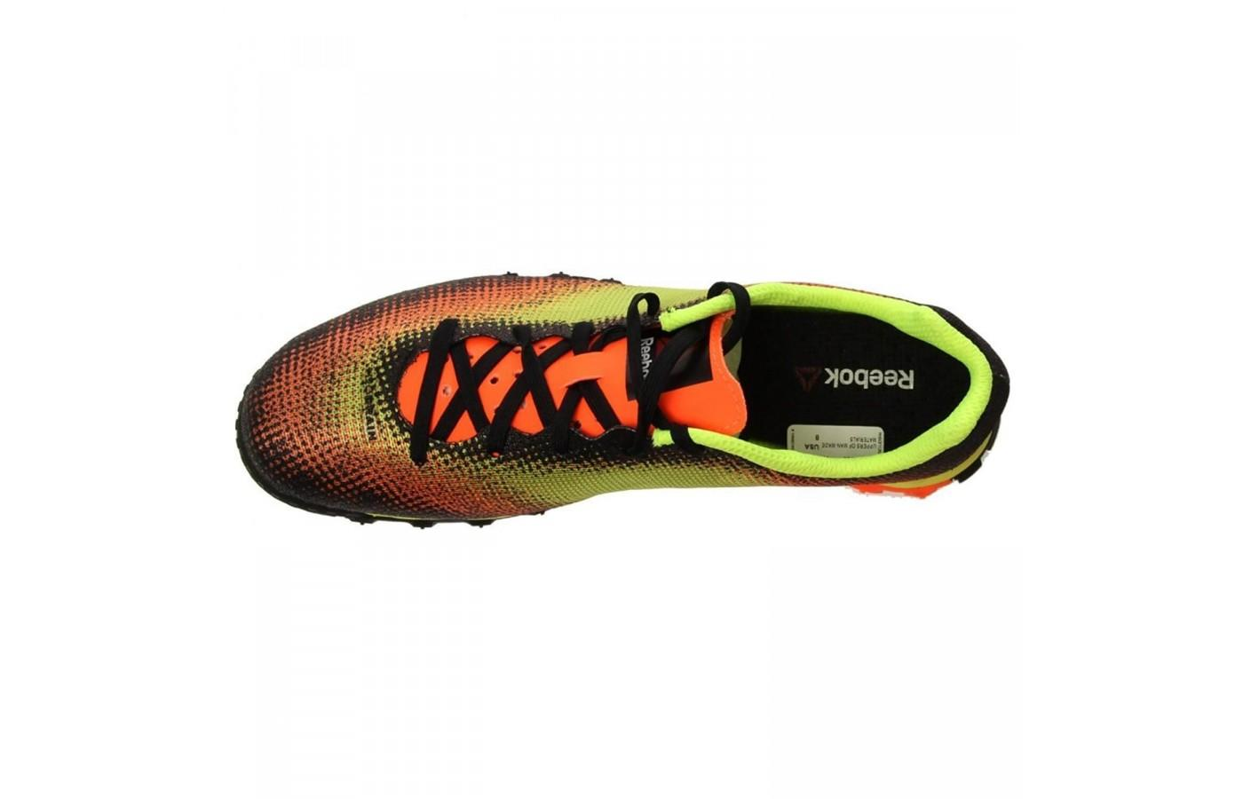 43cb63228918 ... Reebok All Terrain Sprint. The seamless upper hugs the foot and keeps  it secure.