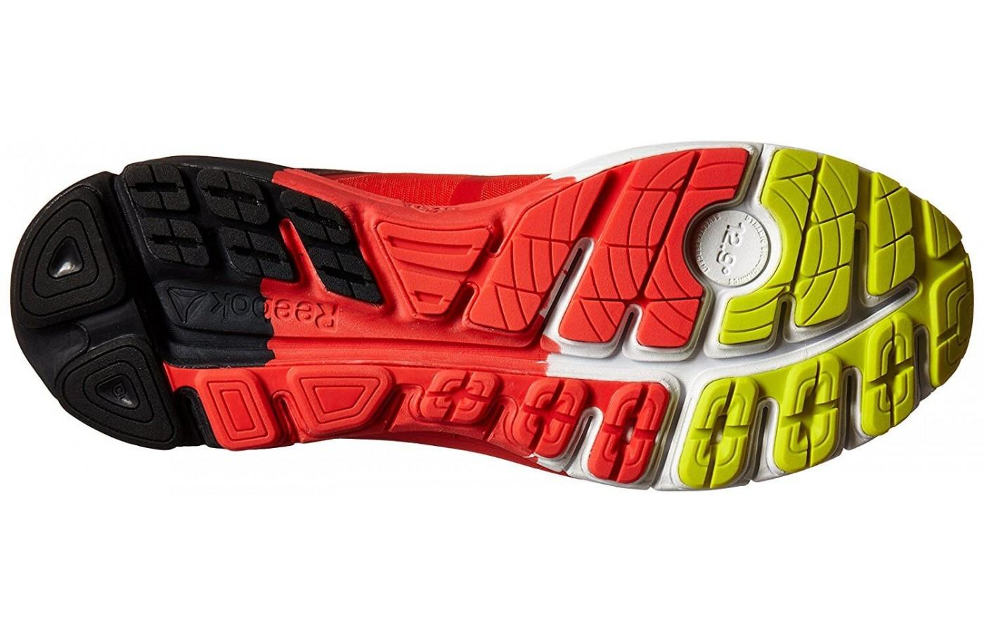 The durable outsole that produces quality traction