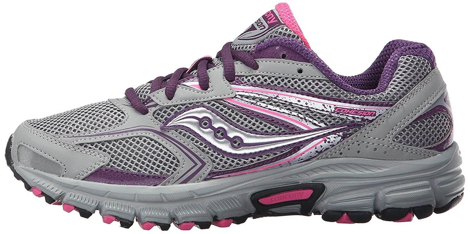 the look of the Saucony Cohesion TR 9 was popular with some testers, while others thought it looked bulky