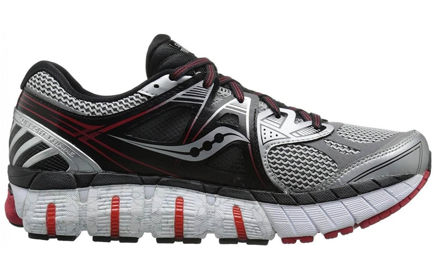 Saucony Redeemer ISO features are perfect for overpronators