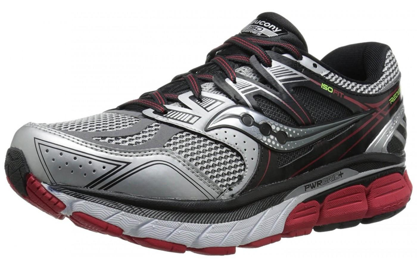 Saucony Redeemer ISO Running Shoes in BlackPurple | Women's