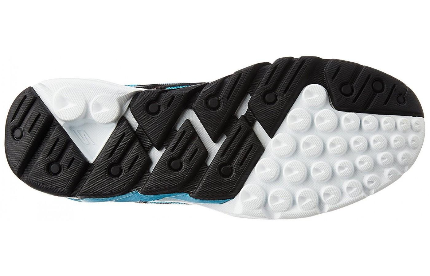 the Skechers GOrun Strada uses GOimpulse sensors for improved flexibility and responsiveness