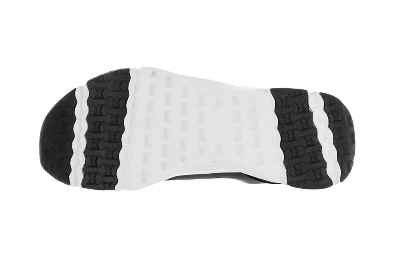 The UA Drift has a strategically designed outsole