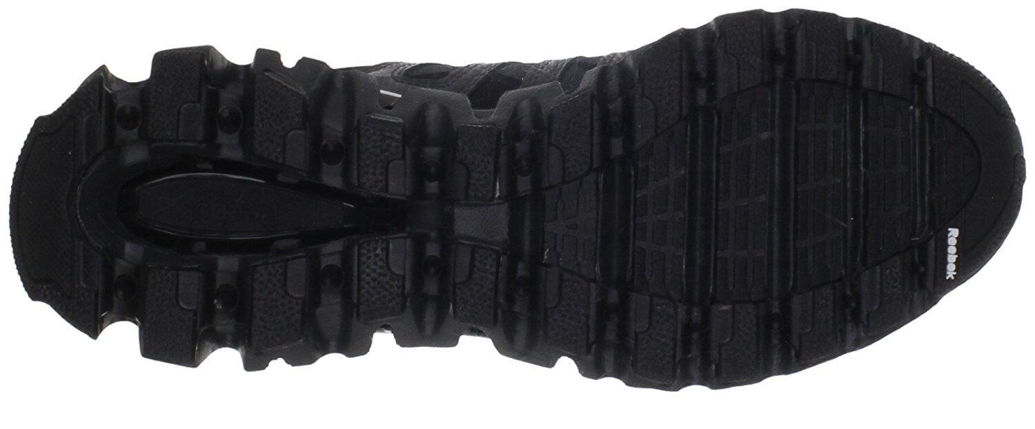 the Reebok Zigwild TR 2's outsole provides serious grip