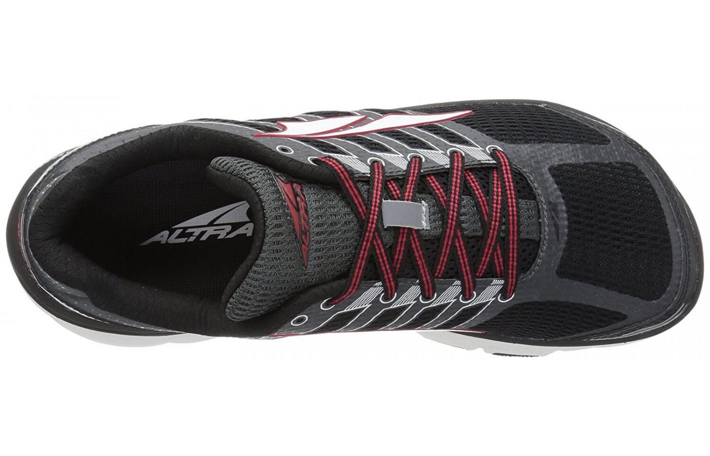 The upper of the Altra Provision 3.0 has a breathable mesh
