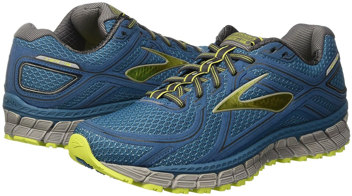 44293db9268 ... The Brooks Adrenaline ASR 13 is an attractive trail shoe
