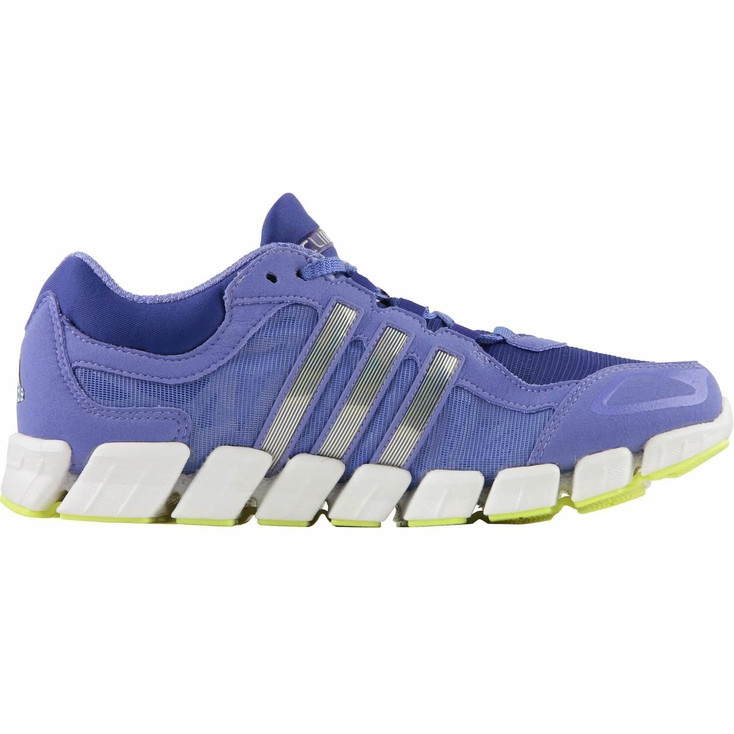 hot sale online bac79 5dcb9 ... A cushioned and flexible midsole promote a natural stride while wearing  the Adidas Climacool Freshride ...