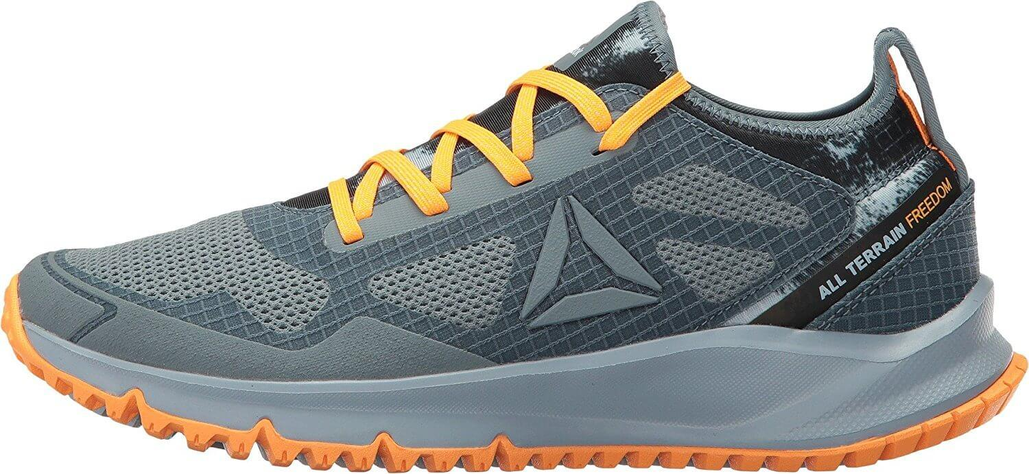 Here is the Reebok All Terrain Freedom in an alternate color