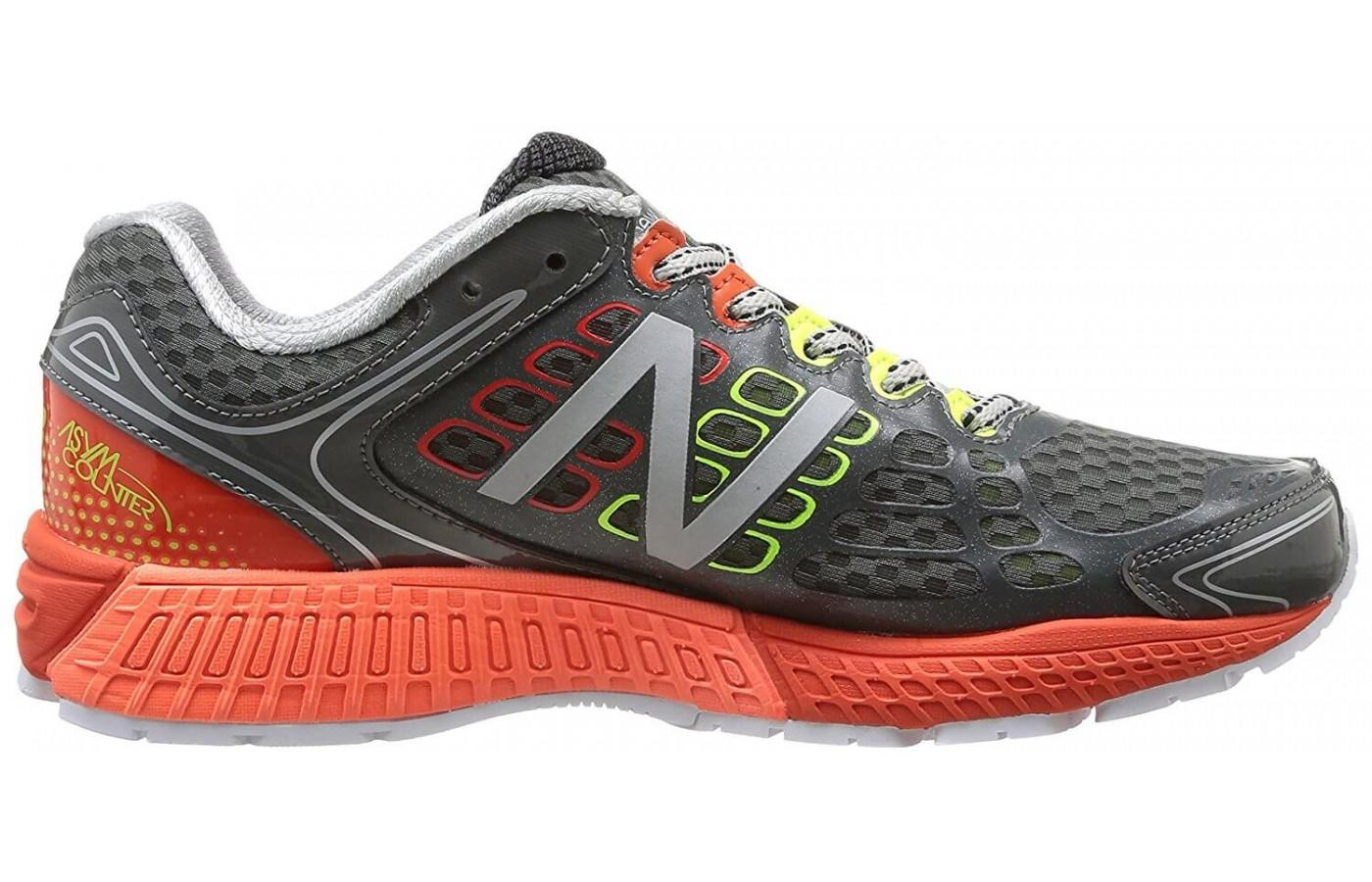 New Balance 1260 v4 cushioned midsole