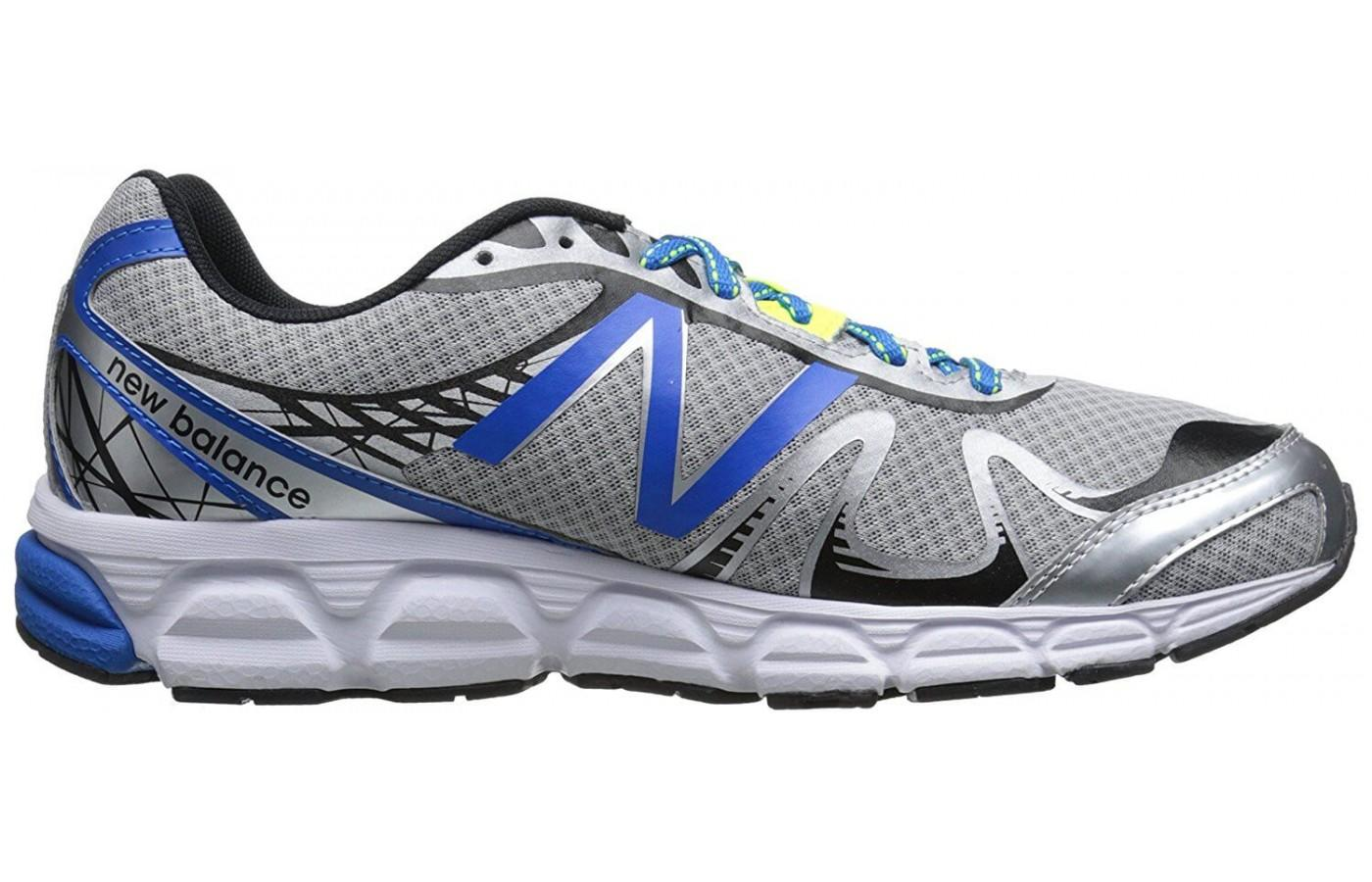 c40e101bf00 ... the New Balance 780 v5 provides neutral support for daily running ...