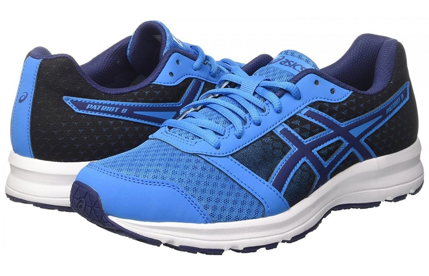 a pair of the comfortable ASICS Patriot 8
