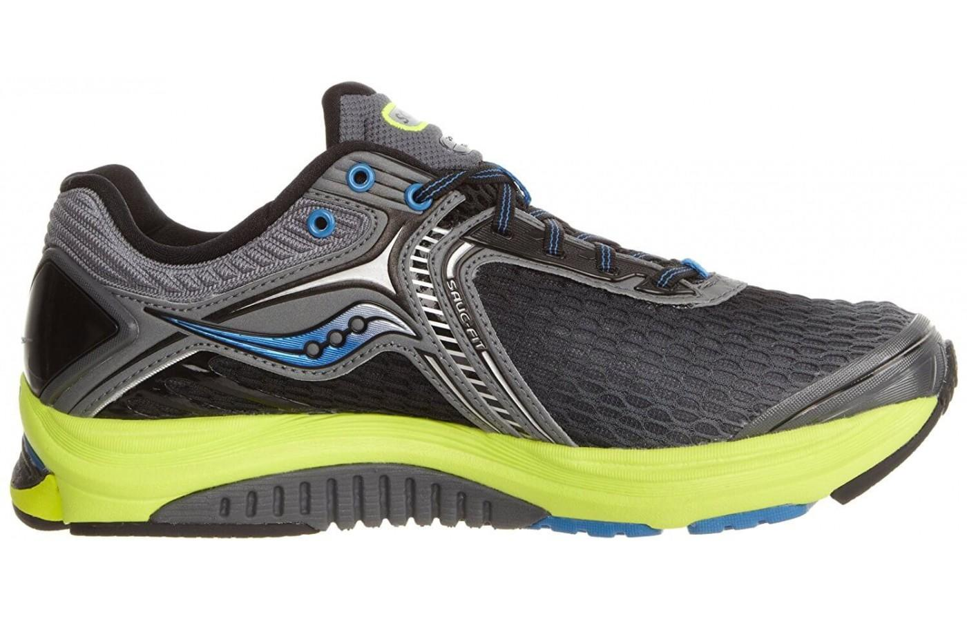 Saucony Cortana 2 cushions with every stride