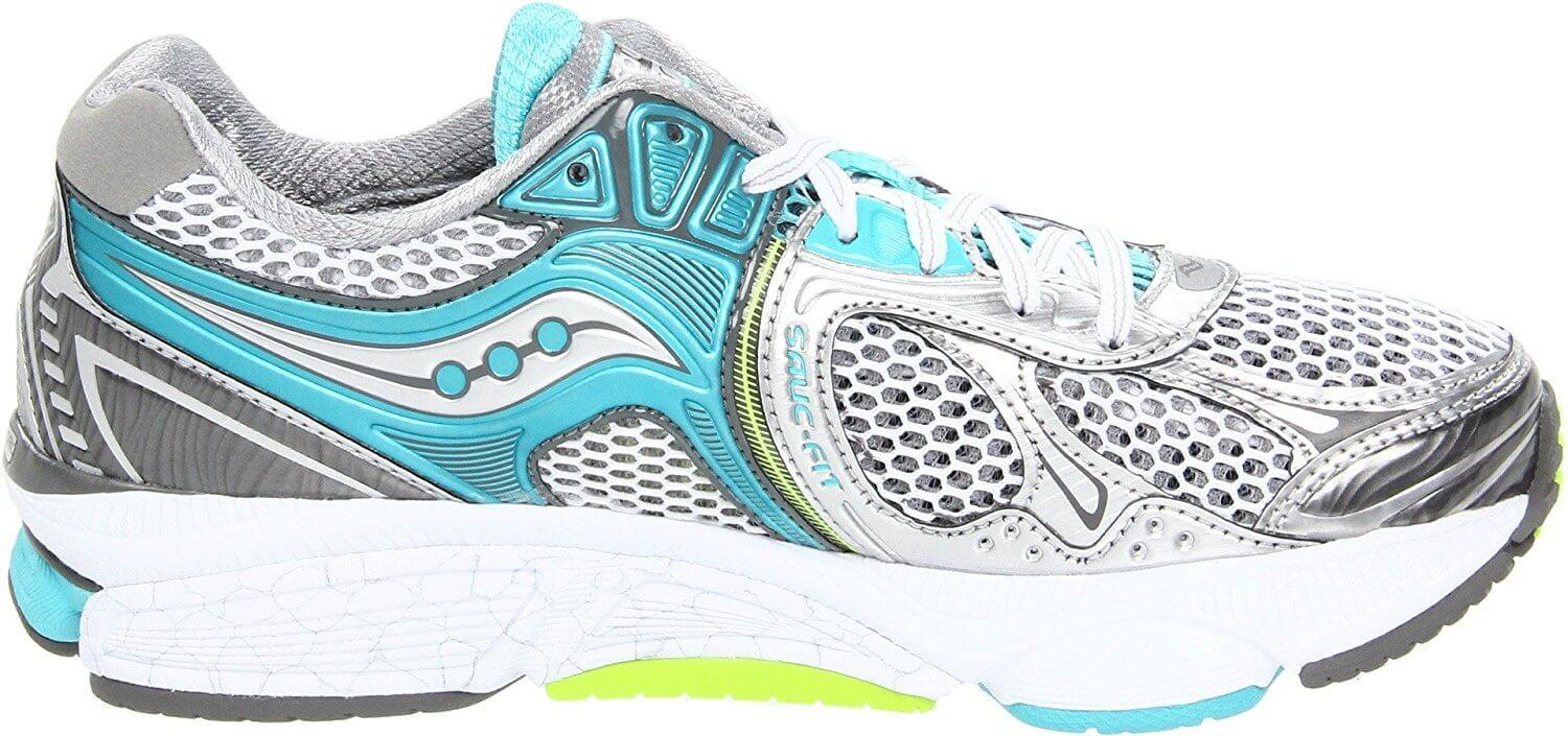 Saucony Hurricane 14 is a solid stability shoe.