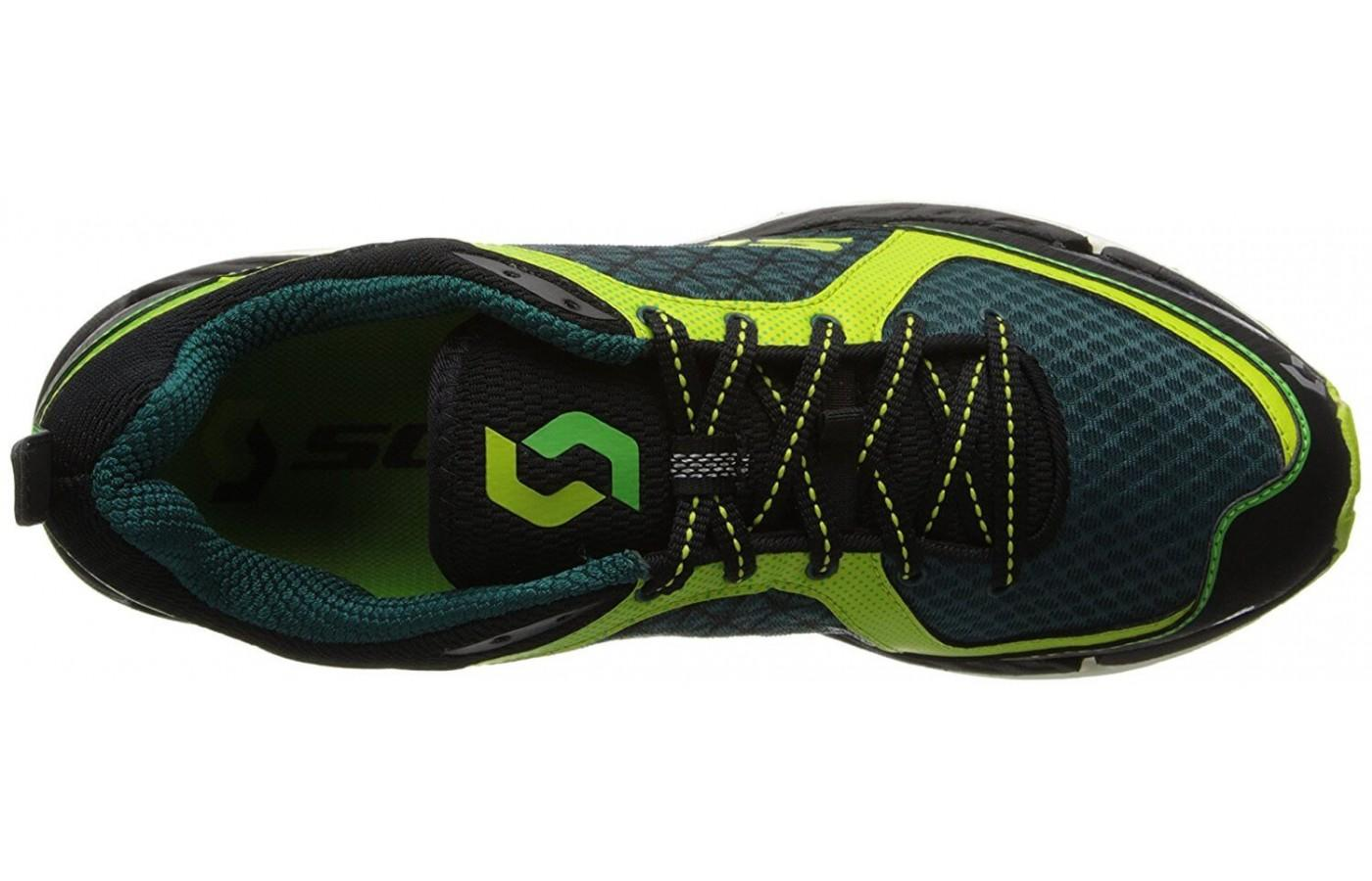 Scott T2 Kinabalu waterproof upper