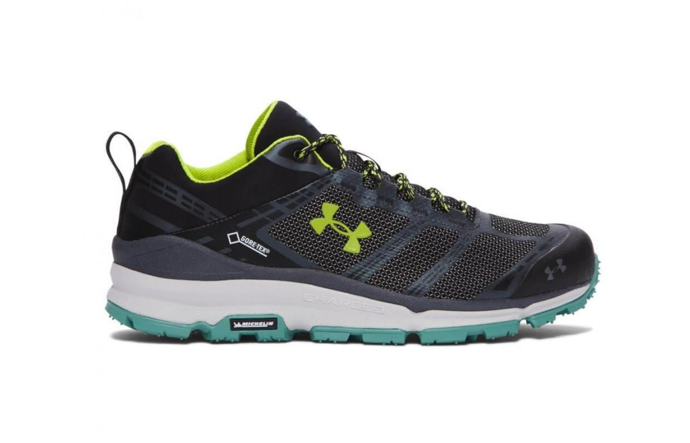 Under Armour Verge Low GTX right to left view