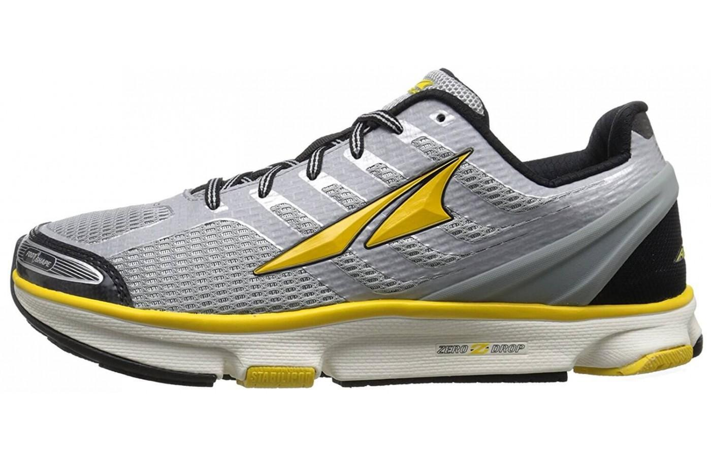 Altra Provision 2.5 has simple, yet pleasant stylings