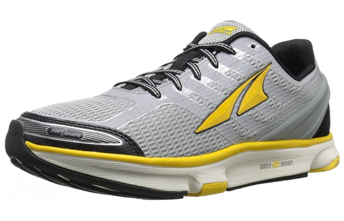 Altra Provision 2.5 has a distinctive look