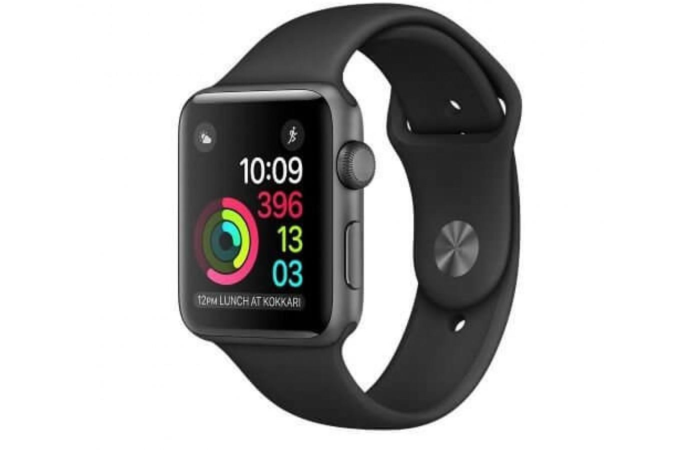 the Apple Watch Series 2 is the latest smartwatch and fitness tracker from Apple