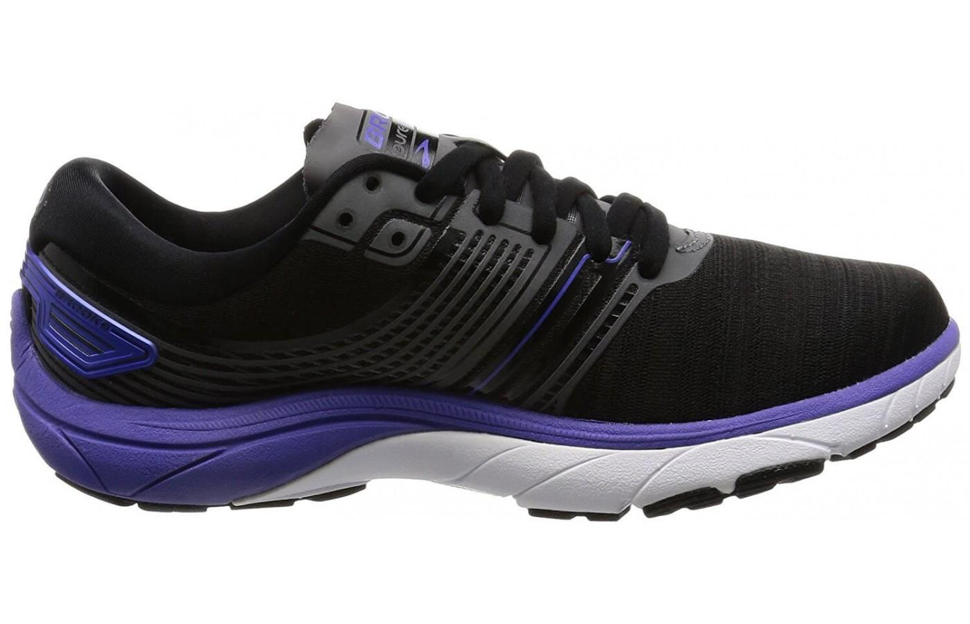 Brooks PureCadence 6 is a lightweight stability shoe