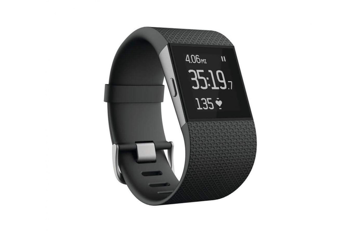 the Fitbit Surge is a reliable fitness tracker