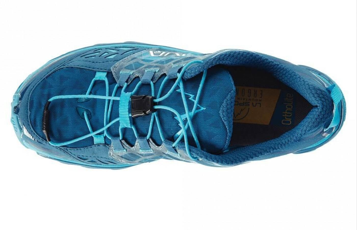 La Sportiva Helios 2.0 features an AirMesh liner