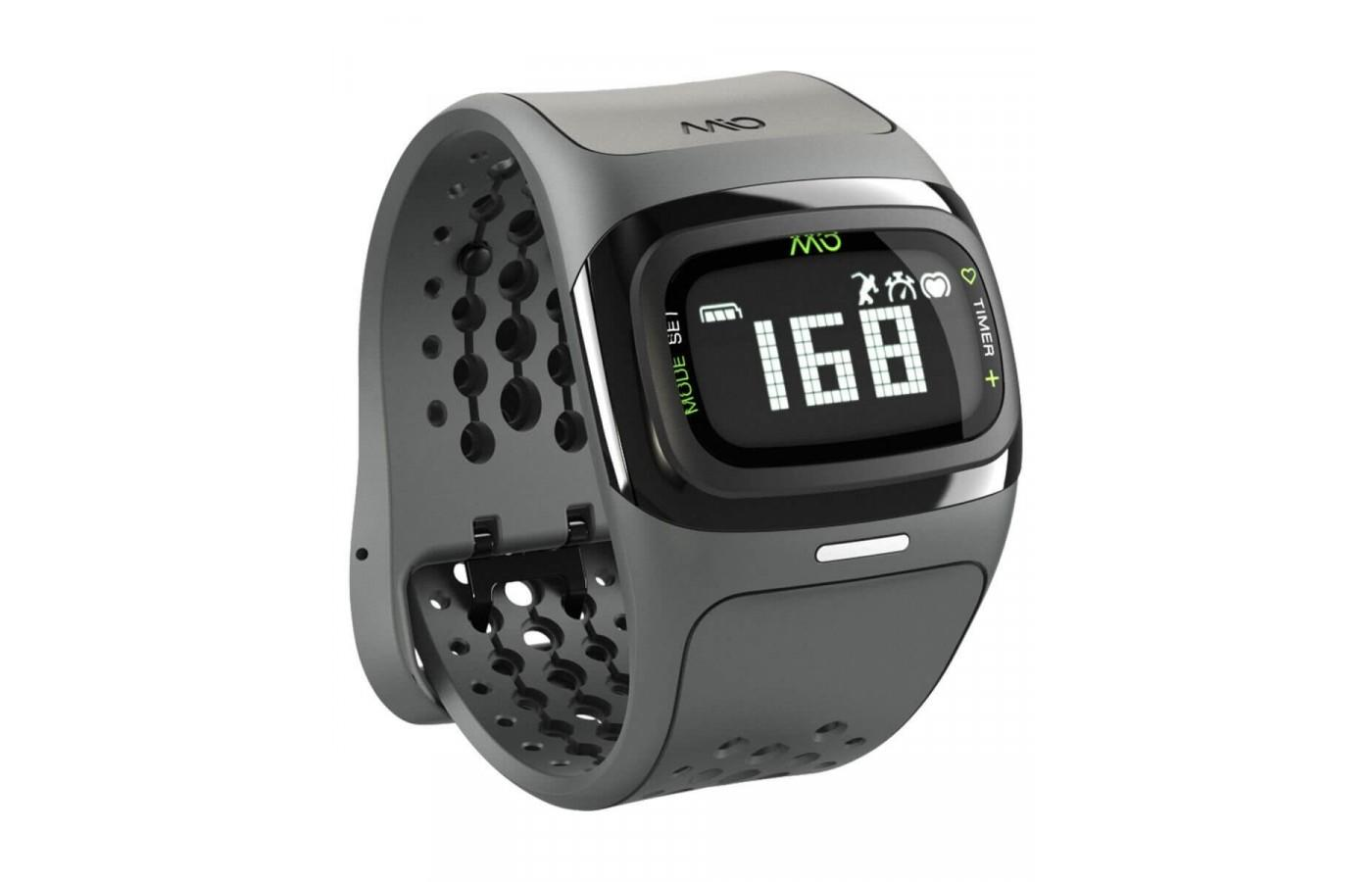 the Mio Alpha 2 is a simple and accurate activity tracker