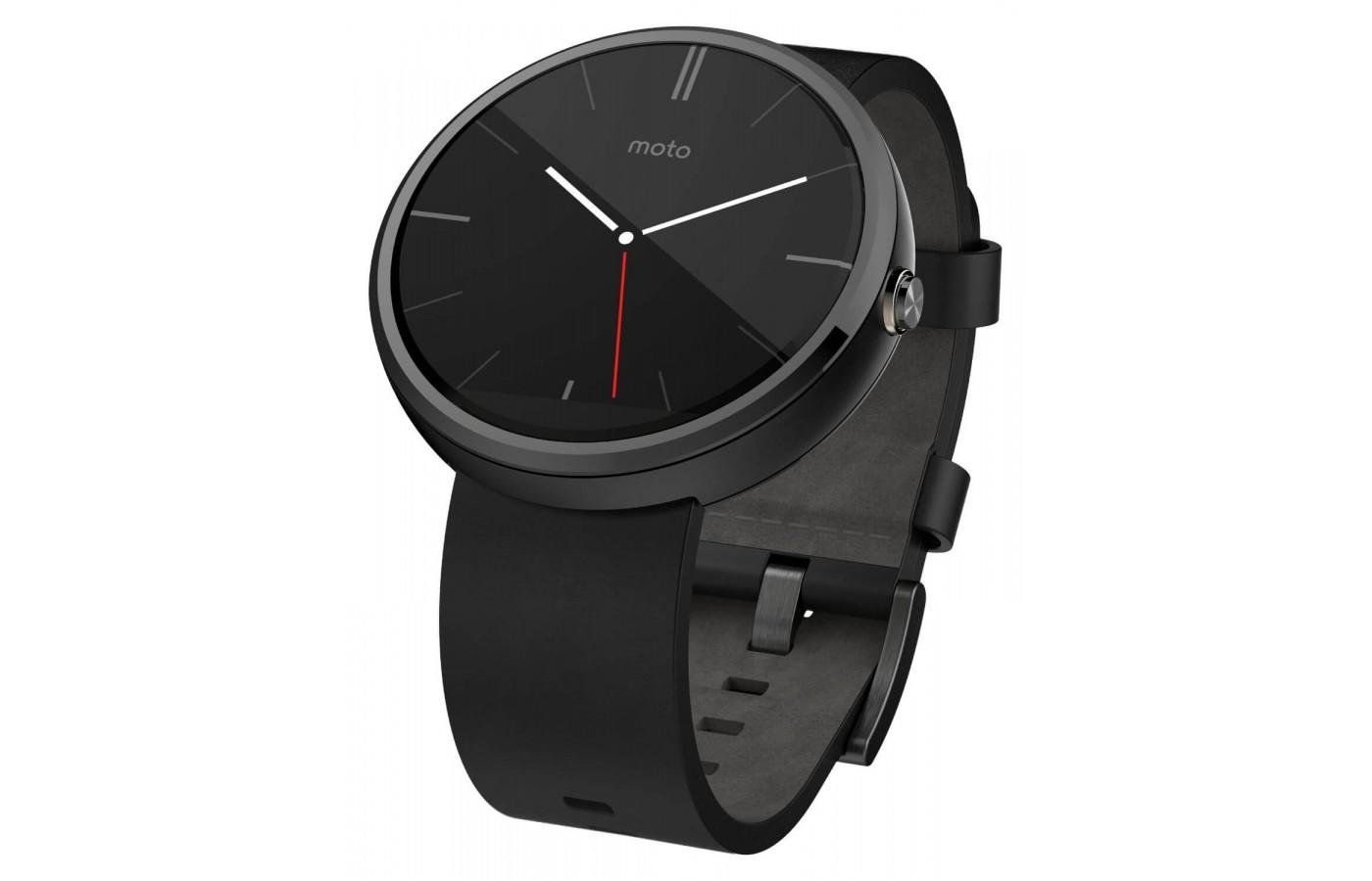 Motorola Moto 360 (1st gen.) Smart Watch