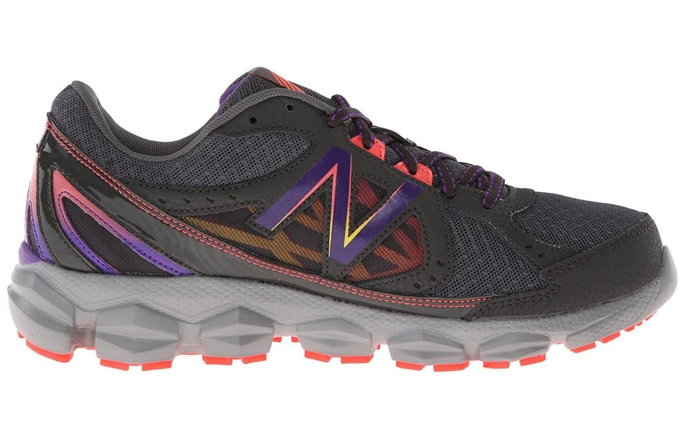 New Balance 750 v3 has a distinct profile