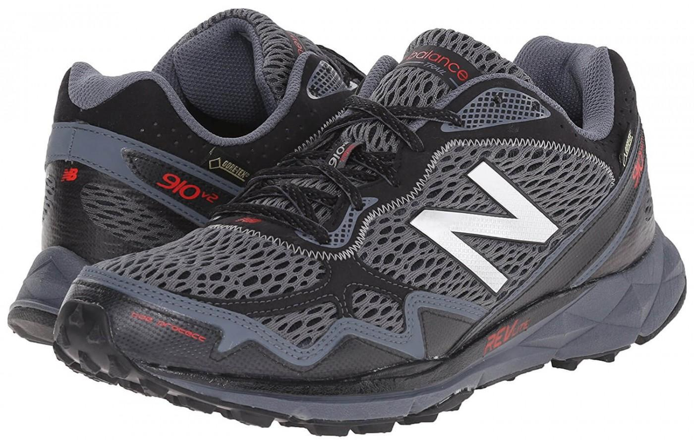 The New Balance 910v2 is reasonably priced