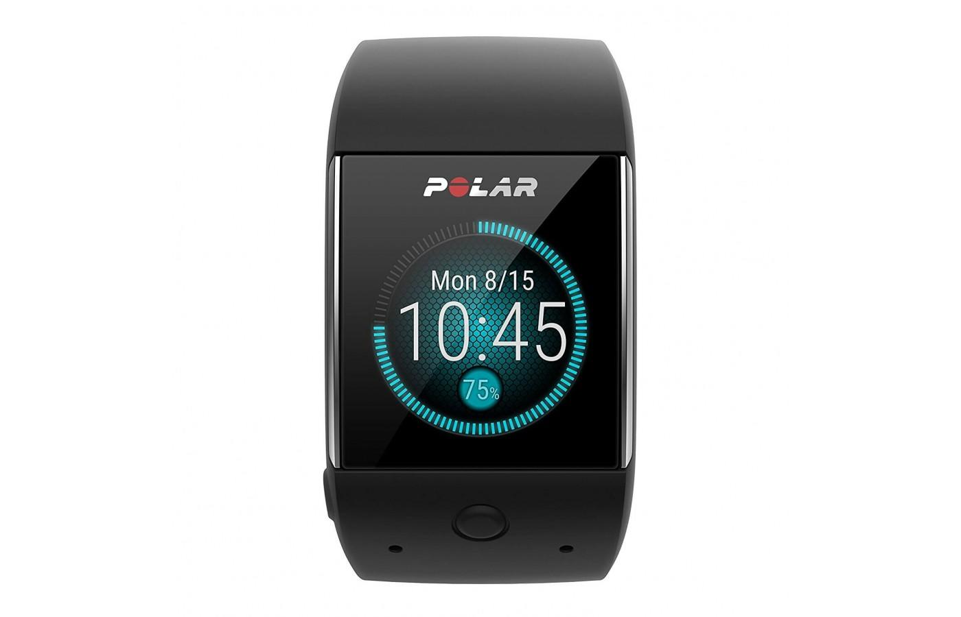 the Polar M600 is a versatile fitness tracker and smartwatch
