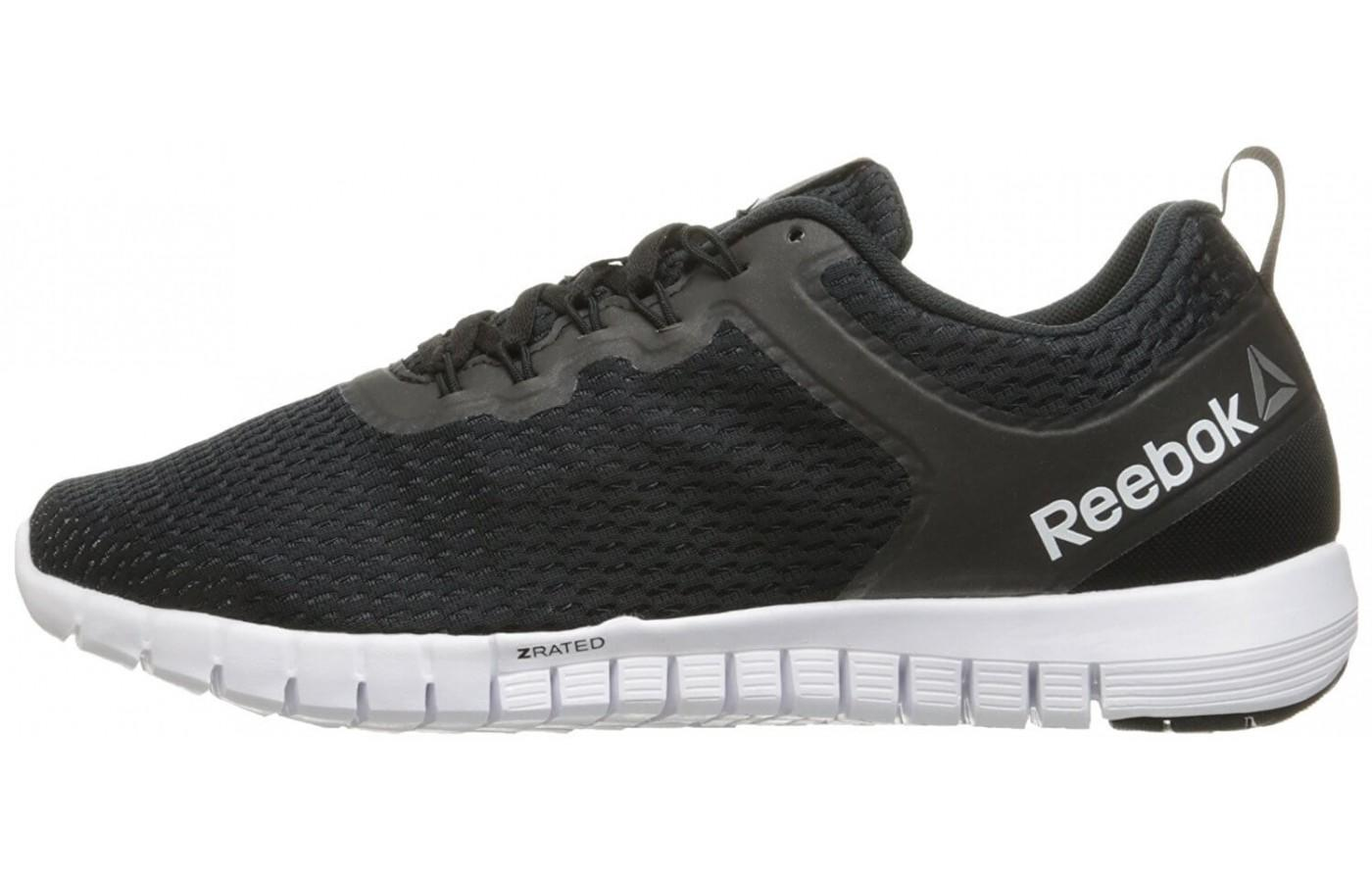 Reebok ZQuick Lite has a thick and durable outsole