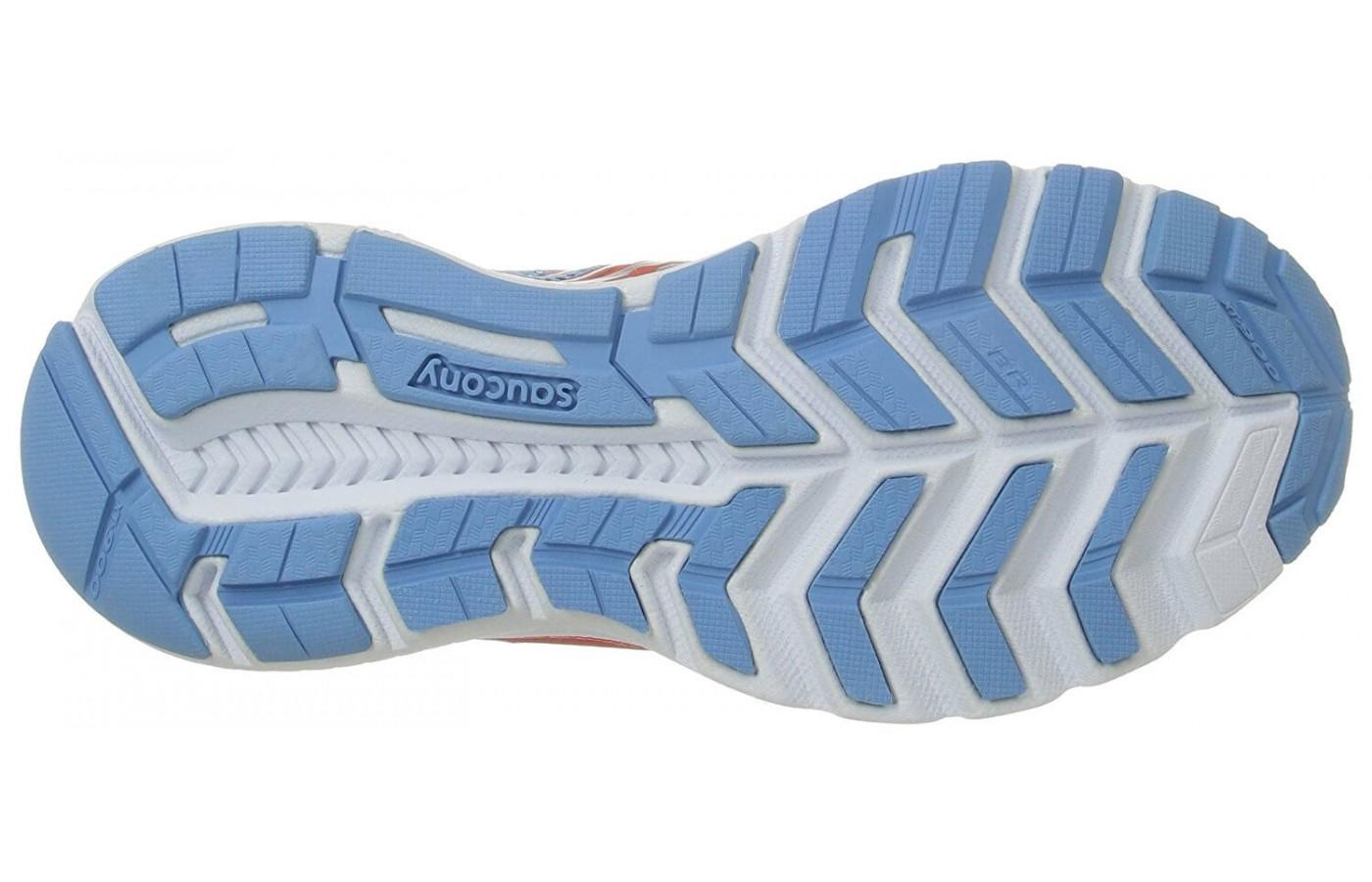 Saucony Swerve has an XT900 rubber outsole