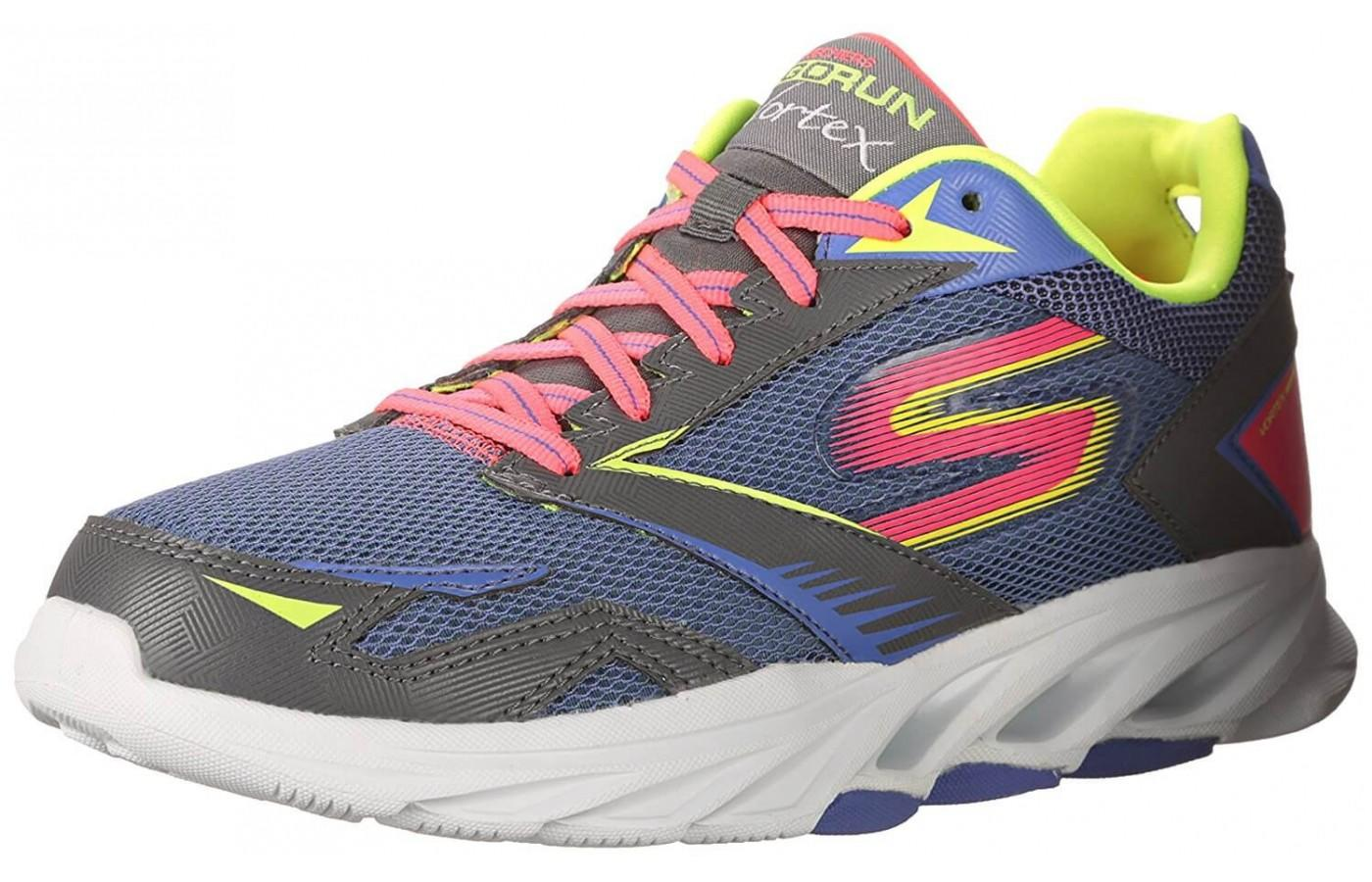 86bd3a5e ... Skechers GoRun Vortex comes in a cool 80s-style color option ...