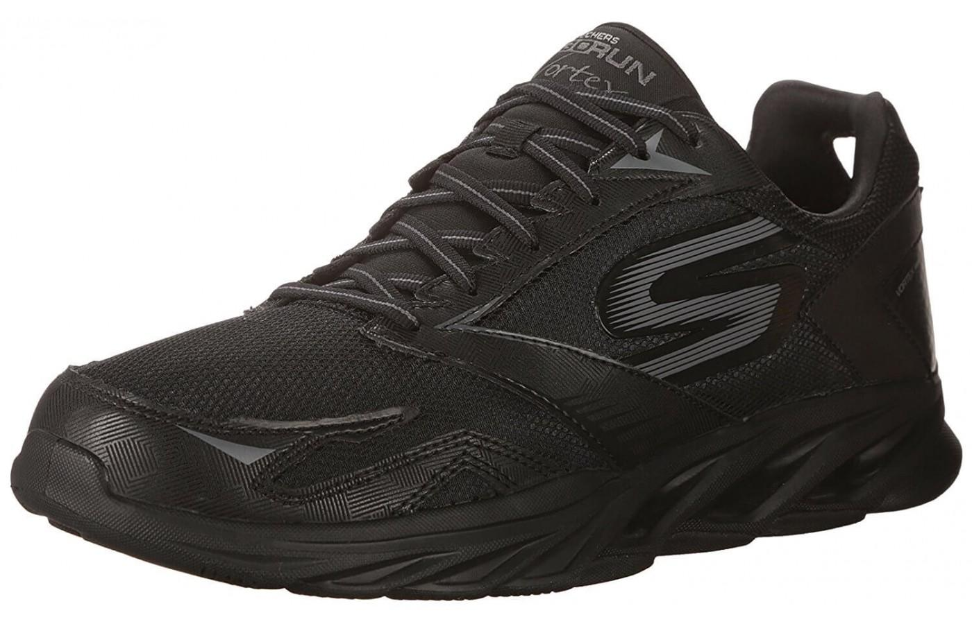 Skechers GoRun Vortex all black version