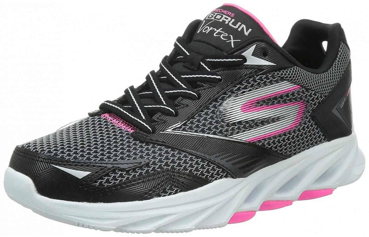 33d15e8a Skechers GoRun Vortex has a fairly chunky looking midsole ...