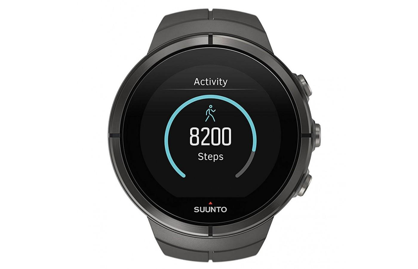 The Suunto Spartan Ultra has a number of versatile features