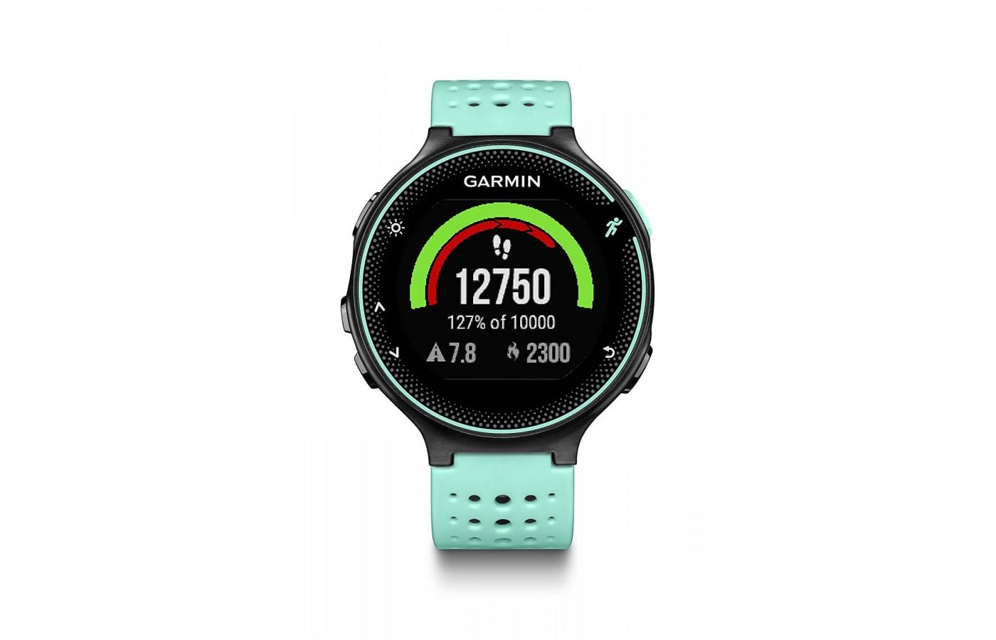 Garmin Forerunner 235 has many applications