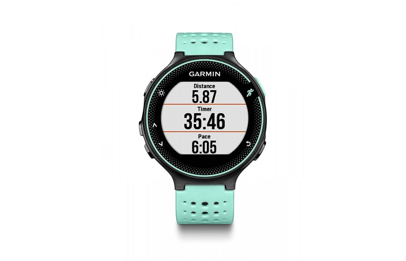 Garmin Forerunner 235 run tracker