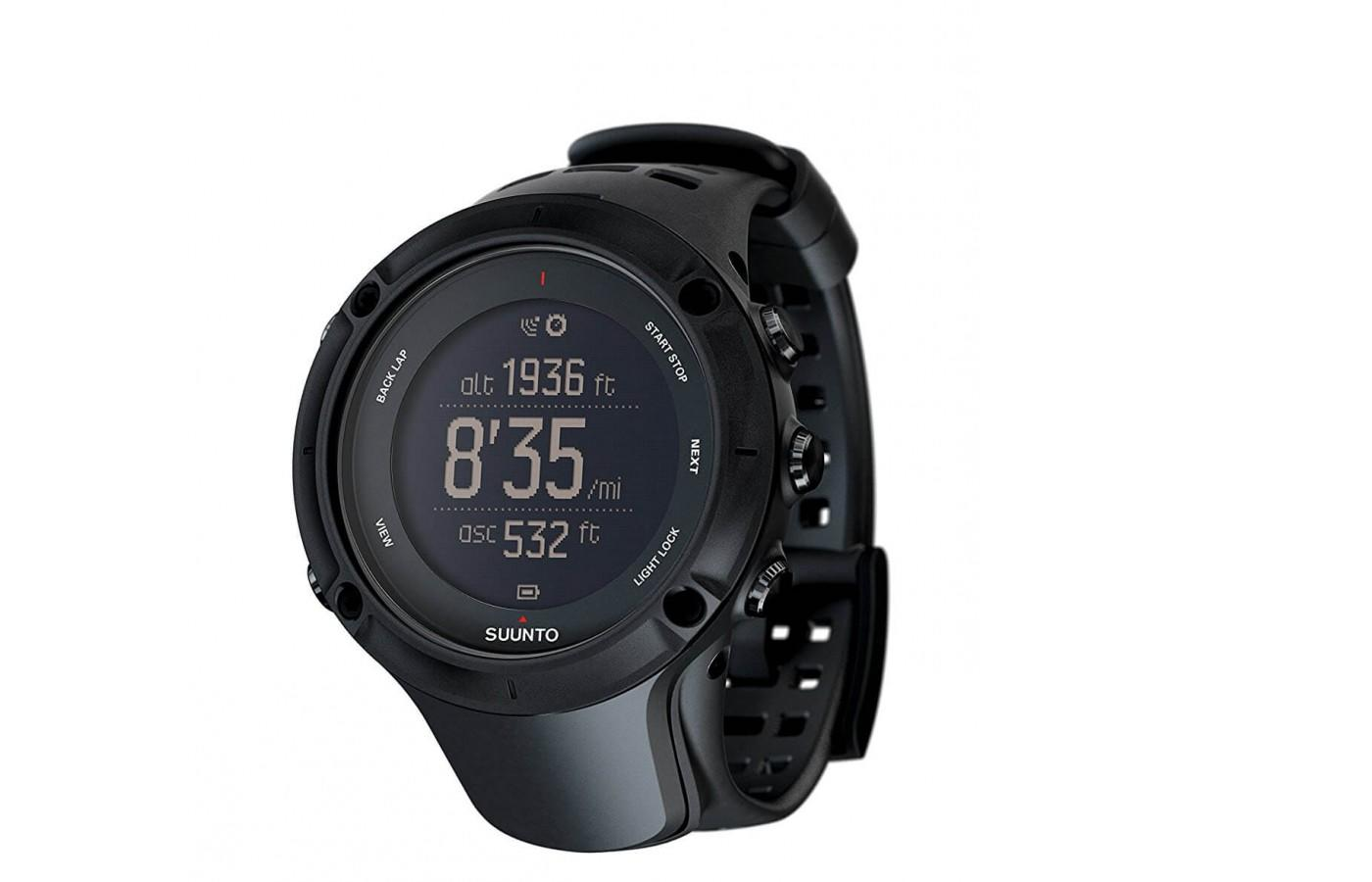 Suunto Ambit3 Peak tracks a variety of activities